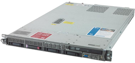 HP DL 360 G5 photo